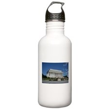 Lincoln Memorial from Base Water Bottle