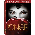 Once Upon A Time The Complete Season 3 DVD