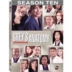 Grey's Anatomy: The Complete Season 10 DVD