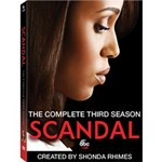 Scandal: The Complete Third Season DVD