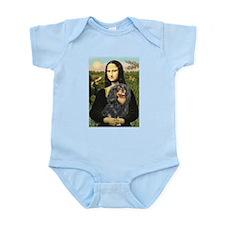 Mona & her Cavalier (BT) Infant Bodysuit