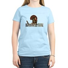 Turkey Bowhunter Babe T-Shirt