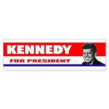 Cute Kennedi Bumper Sticker