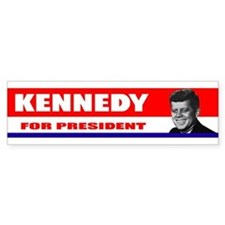 kennedy3 Bumper Bumper Sticker