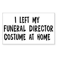 Funeral_Director Decal