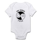 Sacred Chao Infant Bodysuit