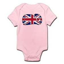 UK Whale Infant Bodysuit