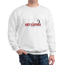 Andy Kaufman Award logo Sweatshirt