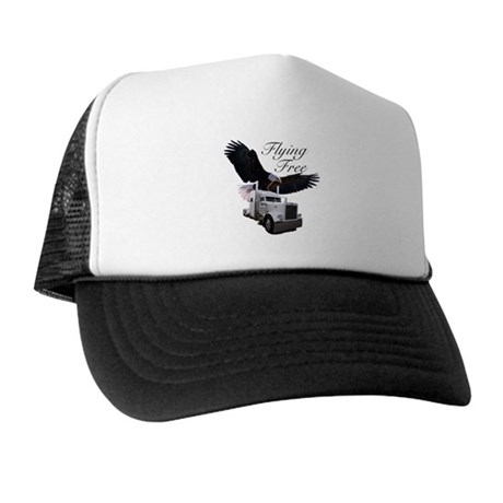 Flying Free Trucker Hat