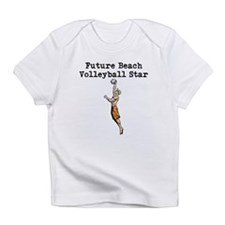 Future Beach Volleyball Star Infant T-Shirt
