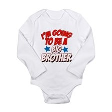 Im going to be a big brother Body Suit