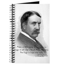 Daniel Burnham Chicago Architect Journal