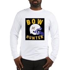 Bowhunter Dogtag Long Sleeve T-Shirt