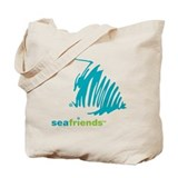 SeaFriends-Angelfish Tote Bag