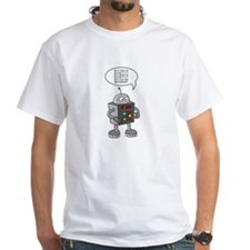 Binary Robot Shirt