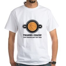Thank you basketball coach T-Shirt