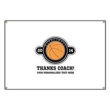 Thank you basketball coach Banner