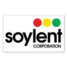 Soylent Corporation Decal