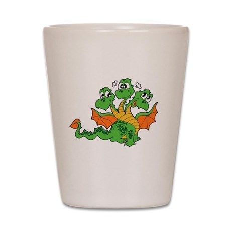 Drachen Shot Glass