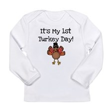 Unique 1st Long Sleeve Infant T-Shirt