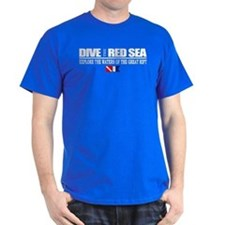 Dive The Red Sea T-Shirt