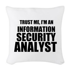 Trust Me, I'm An Information Security Analyst Wove
