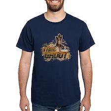 I am Groot Grunge T-Shirt