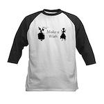 Make a Wish Kids Baseball Jersey