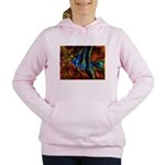 Angel Fish Women's Hooded Sweatshirt