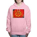 Sun Face Women's Hooded Sweatshirt