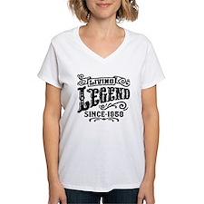 Living Legend Since 1958 Shirt