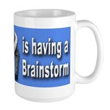 Bad Boss Brainstorm Coffee Mug for Workers