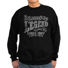 Living Legend Since 1957 Sweatshirt