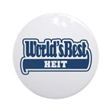 WB Dad [Frisian] Ornament (Round)