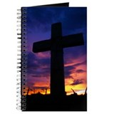Sunset Cross Journal