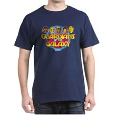 Guardians of the Galaxy Retro Eight T-Shirt