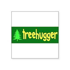 BUMPER treehugger27 Sticker