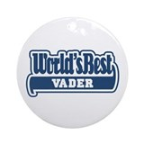 WB Dad [Dutch] Ornament (Round)