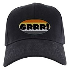 BEAR PRIDE FLAG/GRRR! Baseball Hat