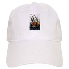 Cute Fantasy creature art Baseball Cap