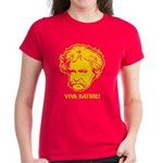 Viva Satire Mark Twain T-Shirt
