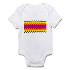 Cute Muscogee creek nation Infant Bodysuit
