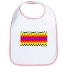 Cute Chickasaw tribe Bib