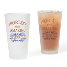 World's Most Amazing 90 Year Old Drinking Glass