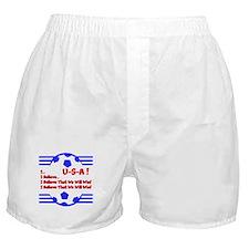 I BELIEVE... Boxer Shorts
