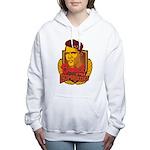 Barack is My Comrade Women's Hooded Sweatshirt
