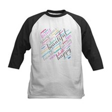 Positive Thinking Text Tee