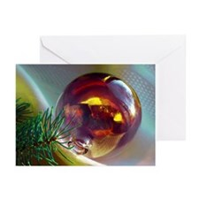 Italian Golden Ball Greeting Cards (Pk of 10)