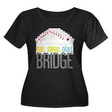 eat.sleep.play BRIDGE Plus Size T-Shirt