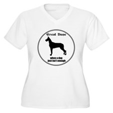 Dane Enough (Cr) T-Shirt
